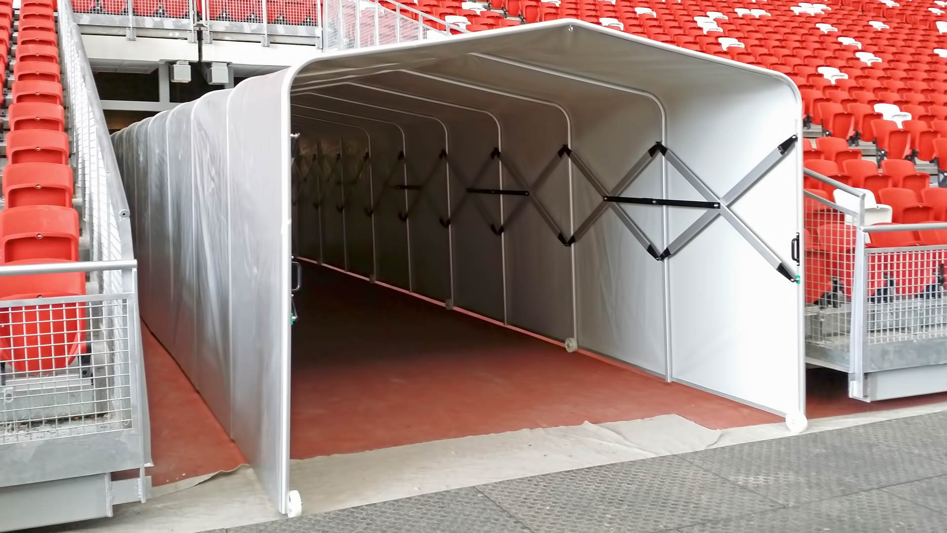 Túnel extensible